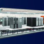 What is a containerized data center